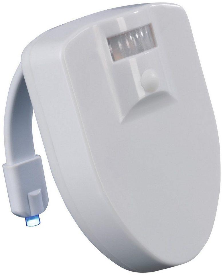 LED-Beleuchtung »WC-Nachtlicht« in weiß