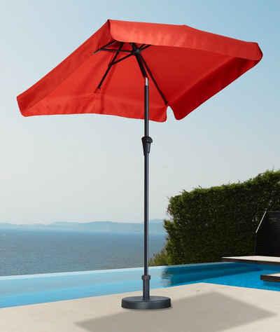 Sonnenschirm Online Kaufen » Für Terrasse & Balkon | Otto Sonnenschirm Balkon Terrasse