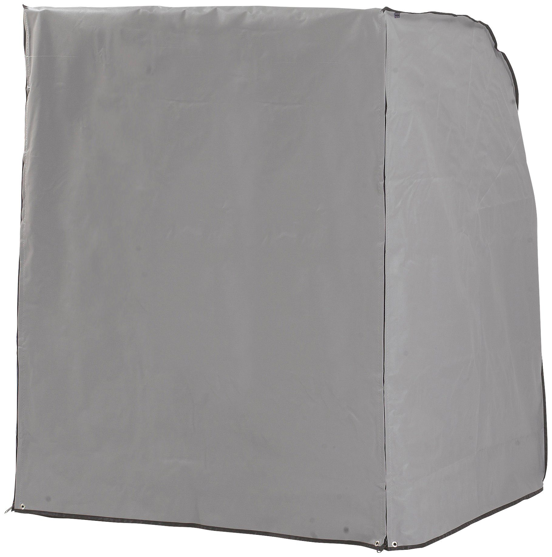 Schutzhülle, für Strandkörbe, B/T/H: 144/114/154 cm, steingrau
