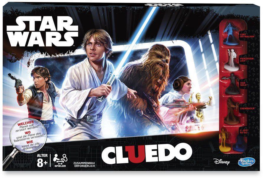 Hasbro Brettspiel, »Hasbro Gaming, Star Wars Cluedo«