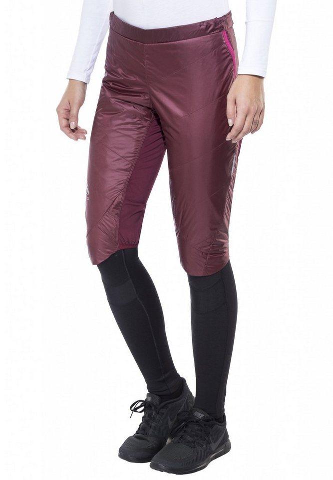 Odlo Jogginghose »Loftone Primaloft Shorts Women« in rot