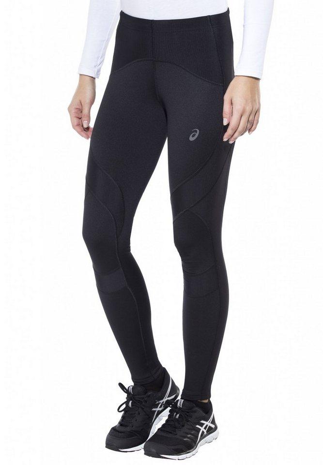 asics Jogginghose »LB Winter Tight Women« in schwarz