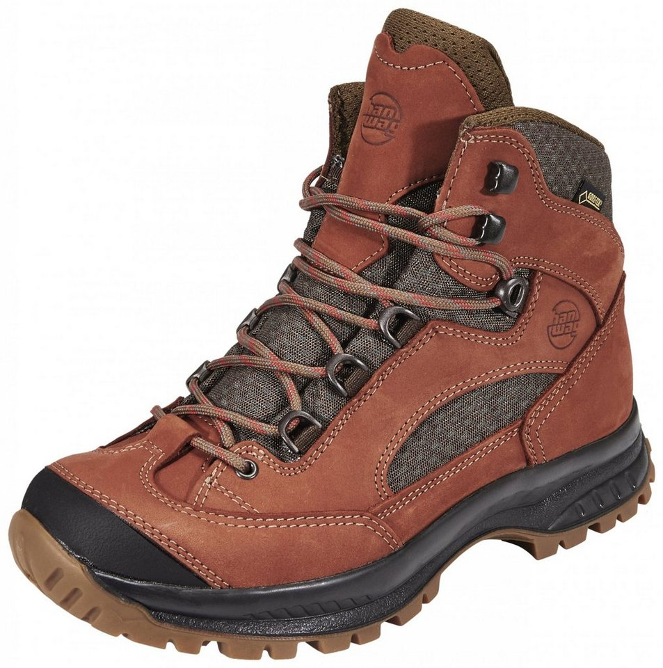 Hanwag Kletterschuh »Banks II GTX Trekking Boots Lady« in braun