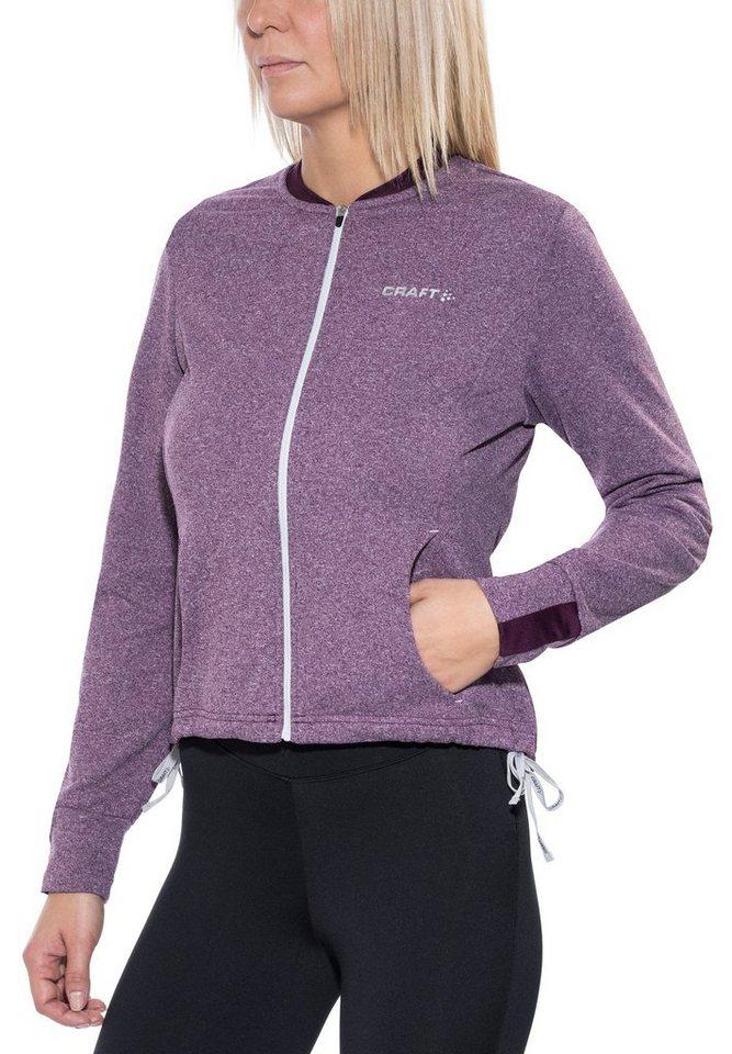 Craft Trainingsjacke »Pep Loose Jacket Women«   Sportbekleidung > Sportjacken > Trainingsjacken   Lila   Polyester   Craft