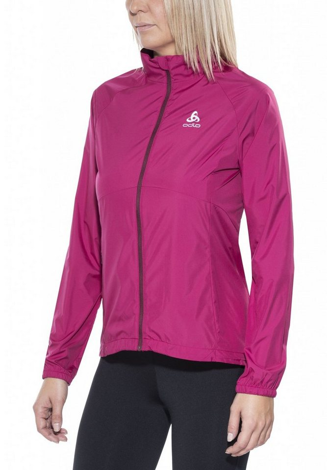 Odlo Trainingsjacke »Scutum Jacket Women« in pink