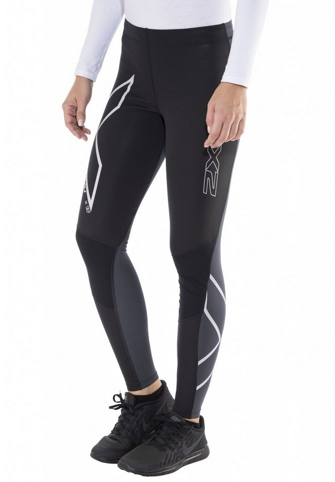 2XU Jogginghose »G2 Wind Defence Thermal Compression Tights Women« in schwarz