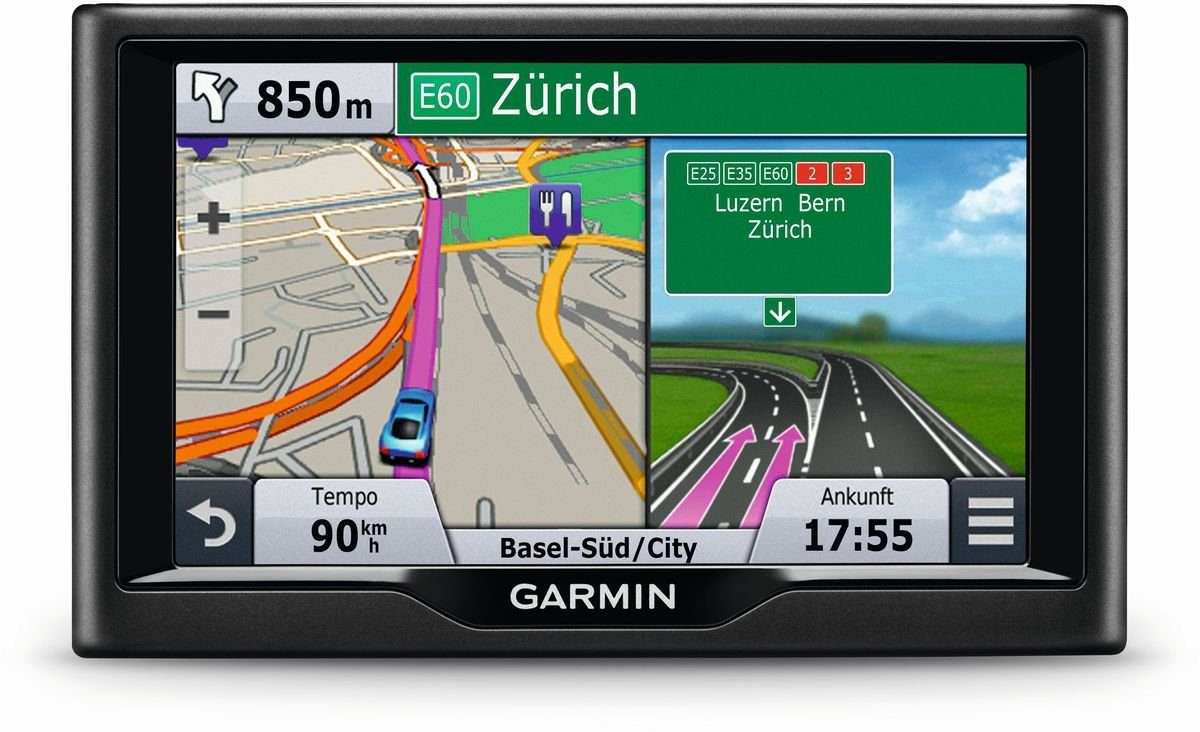Garmin Navigationsgerät »nüvi 58LMT EU Premium Traffic«