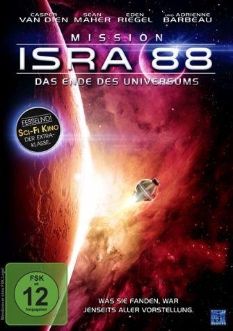 DVD »Mission ISRA 88 - Das Ende des Universums«