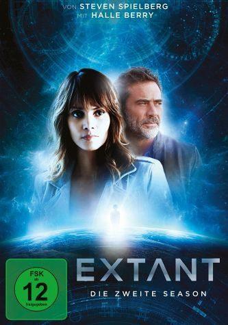 DVD »Extant - Die zweite Season (3 Discs)«
