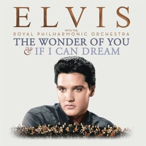 Audio CD »Elvis Presley: The Wonder Of You: Elvis...«
