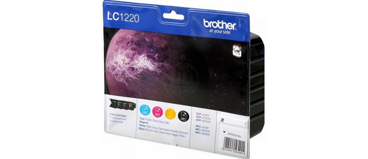 Brother Tintenpatrone »Tintenpatronen LC-1220«