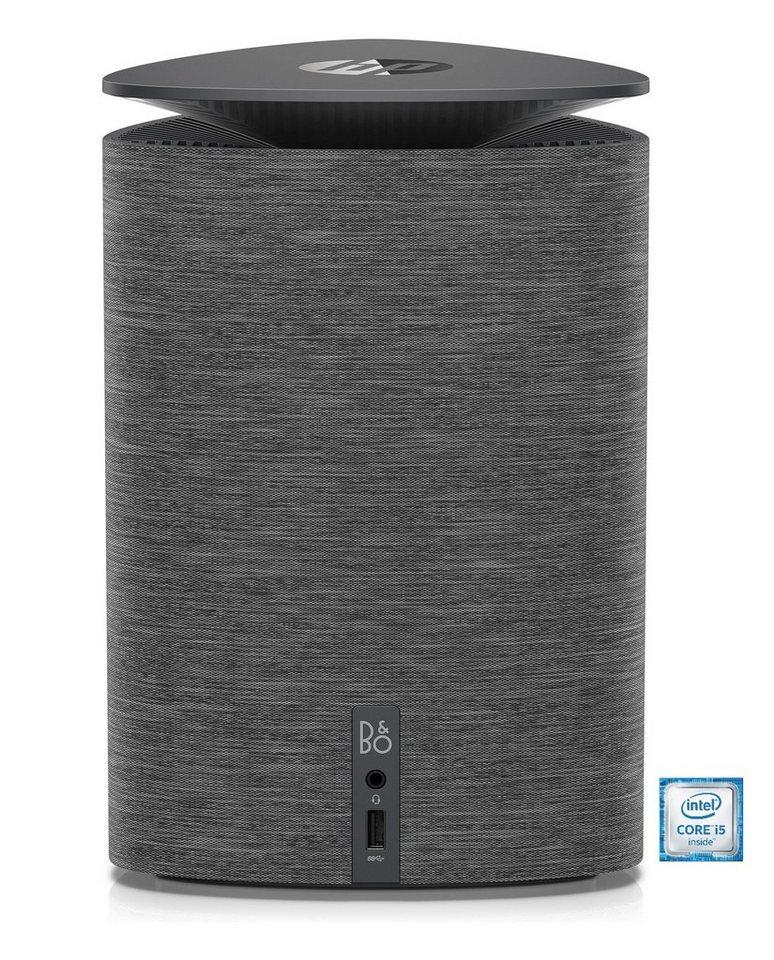 HP Pavilion Wave 600-a002ng Dektop PC »Intel Core i5, AMD R9 M470, 128 GB + 1 TB, 8 GB« in schwarz
