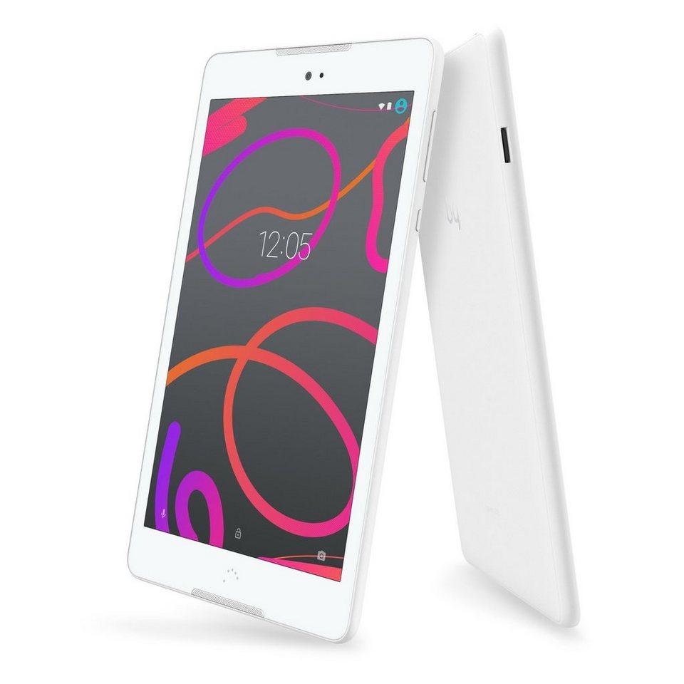 bq Tablet mit Android 6.0.1 (Marshmallow) »Aquaris M8 WiFi (16+2GB)« in weiss