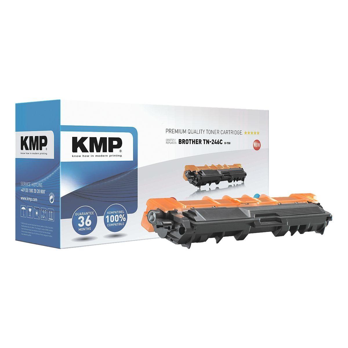 KMP Toner ersetzt Brother »TN246C«