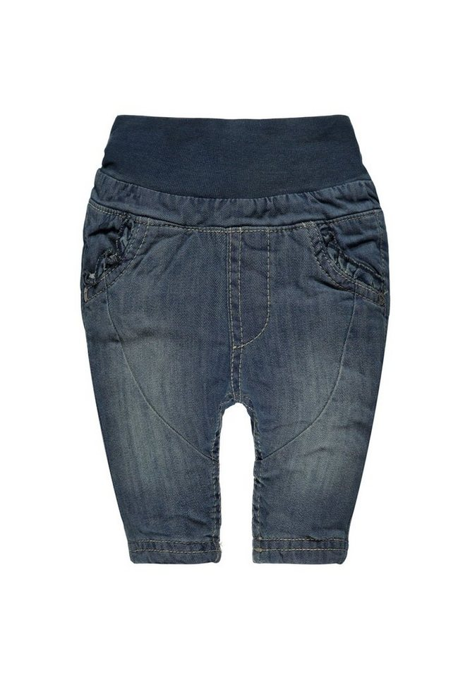 Steiff Collection Hose Jeans 1 in Denimblau