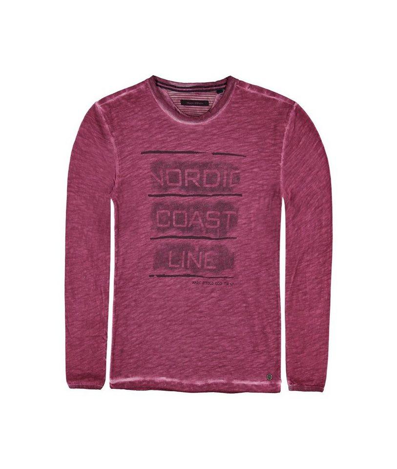 Marc O'Polo Junior T-Shirt langärmlig 1 in Lila