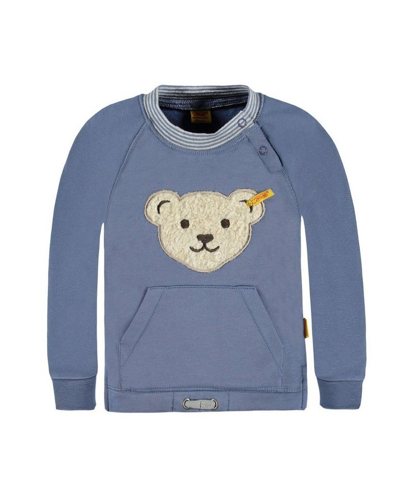 Steiff Collection Sweatshirt langärmlig 1 in Blau