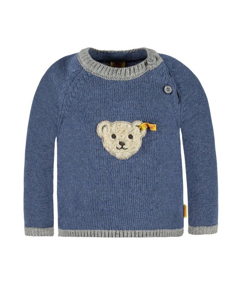 Steiff Collection Pullover 1 in Blau