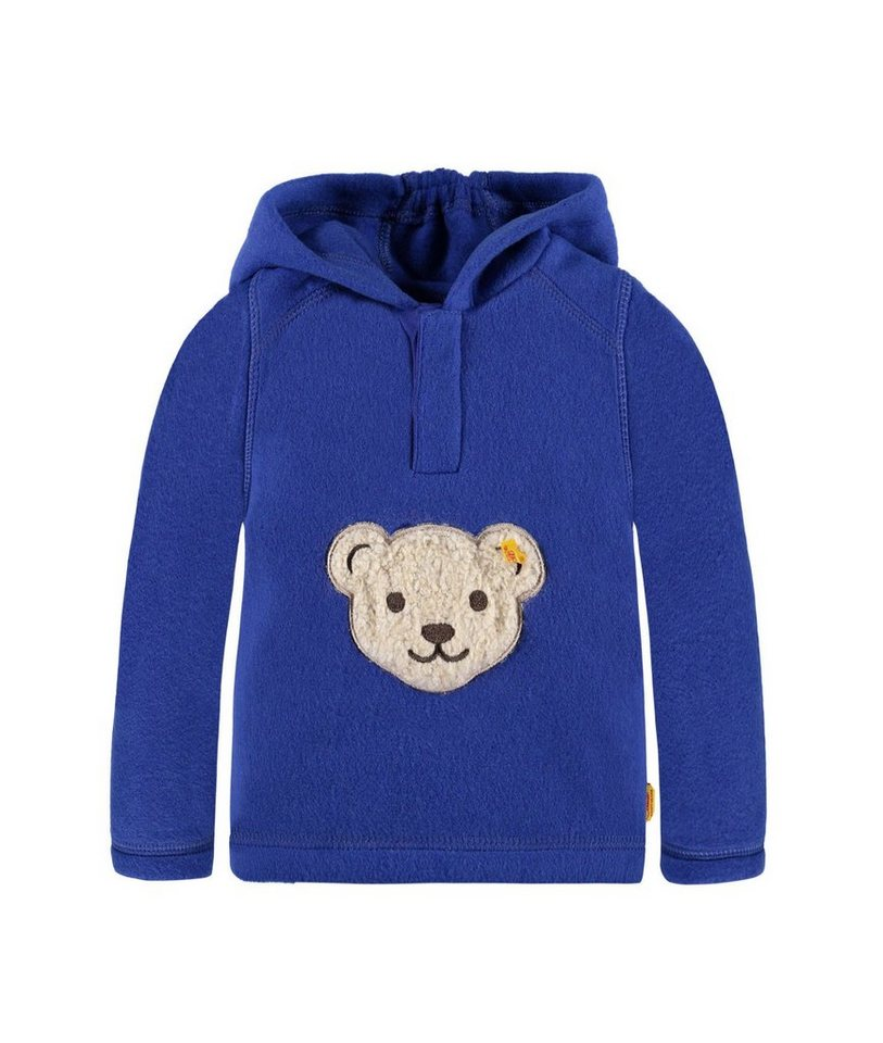 Steiff Collection Sweatshirt Fleece langärmlig 1 in Marineblau
