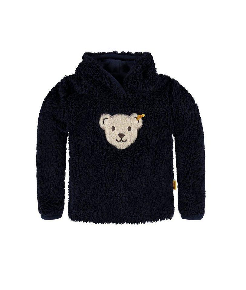 Steiff Collection Sweatshirt langärmlig 1 in Schwarzblau