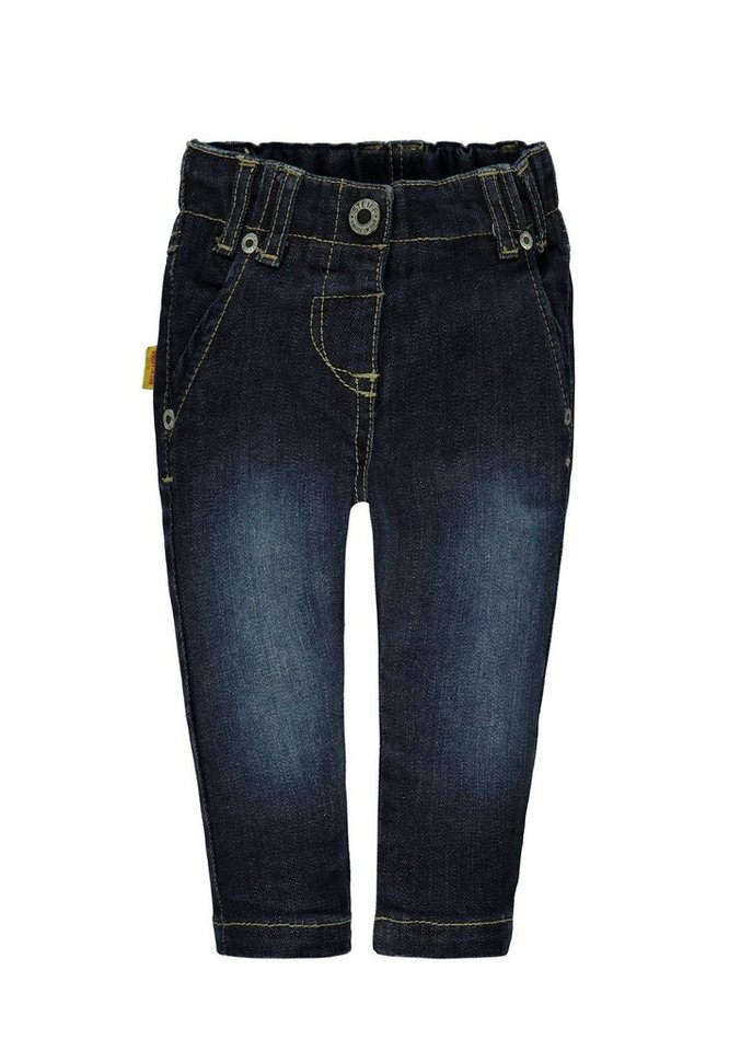 Steiff Collection Hose Jeans 1 in Dunkelblau