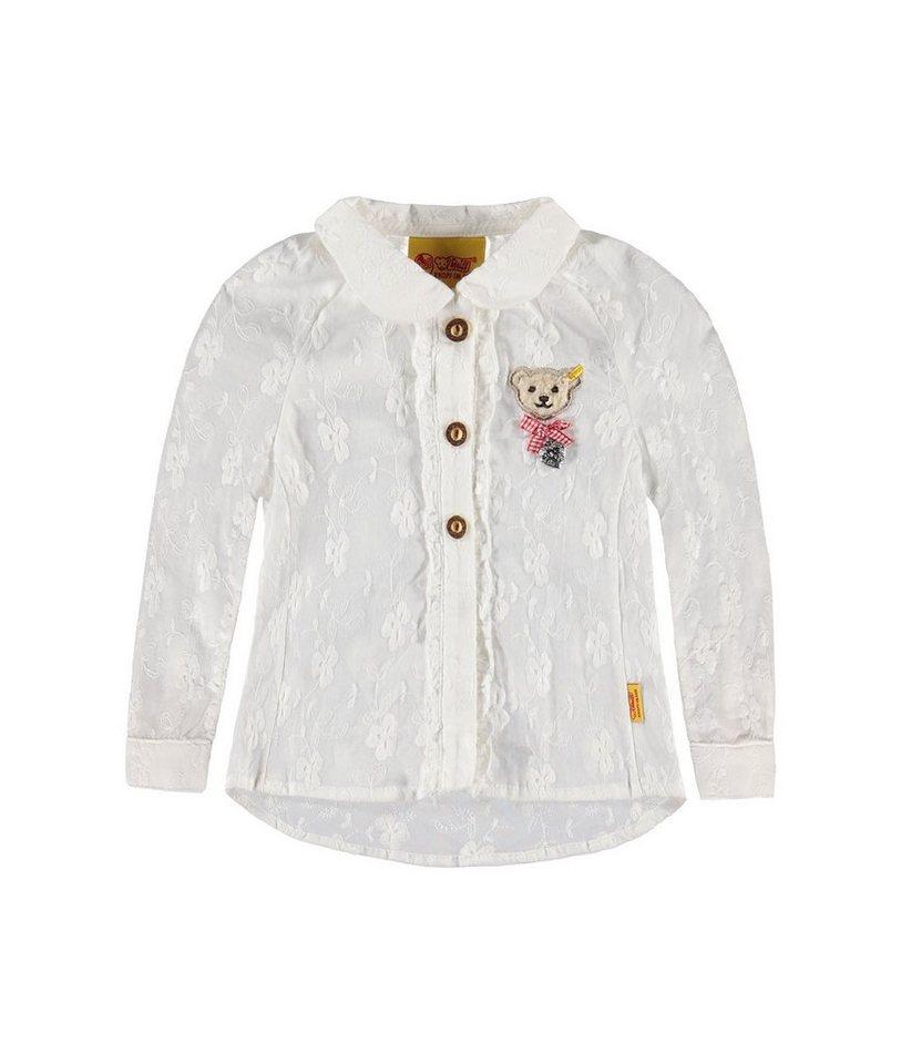 Steiff Collection Bluse langärmlig 1 in gemustert