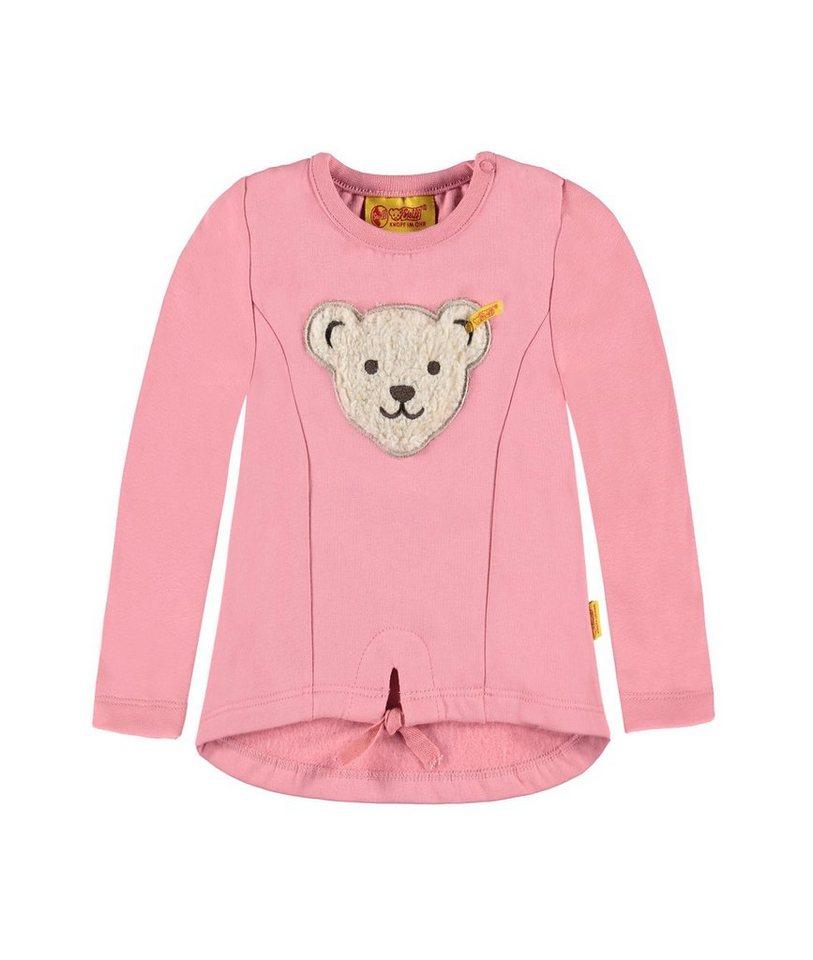 Steiff Collection Sweatshirt langärmlig 1 in Rosé
