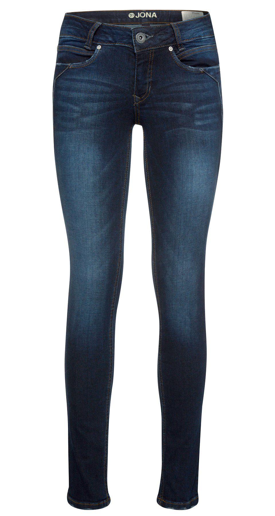 TOM TAILOR DENIM Jeans »angesagte Jona Denim mit Stretch«