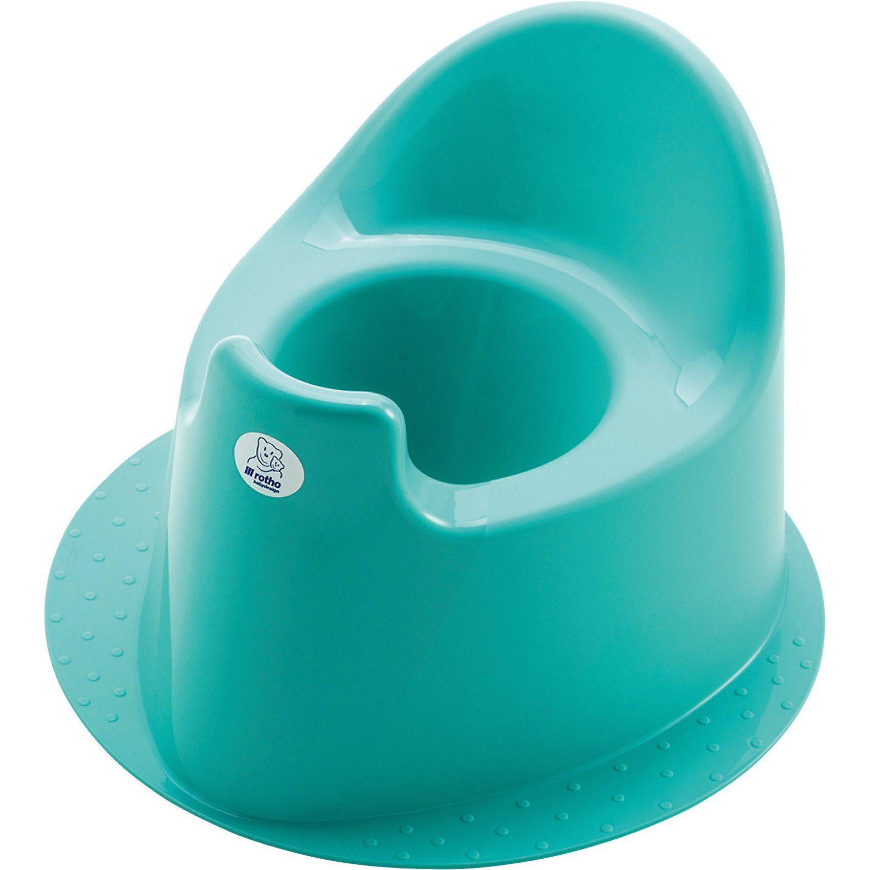 Rotho Babydesign Töpfchen Top, curacao blue