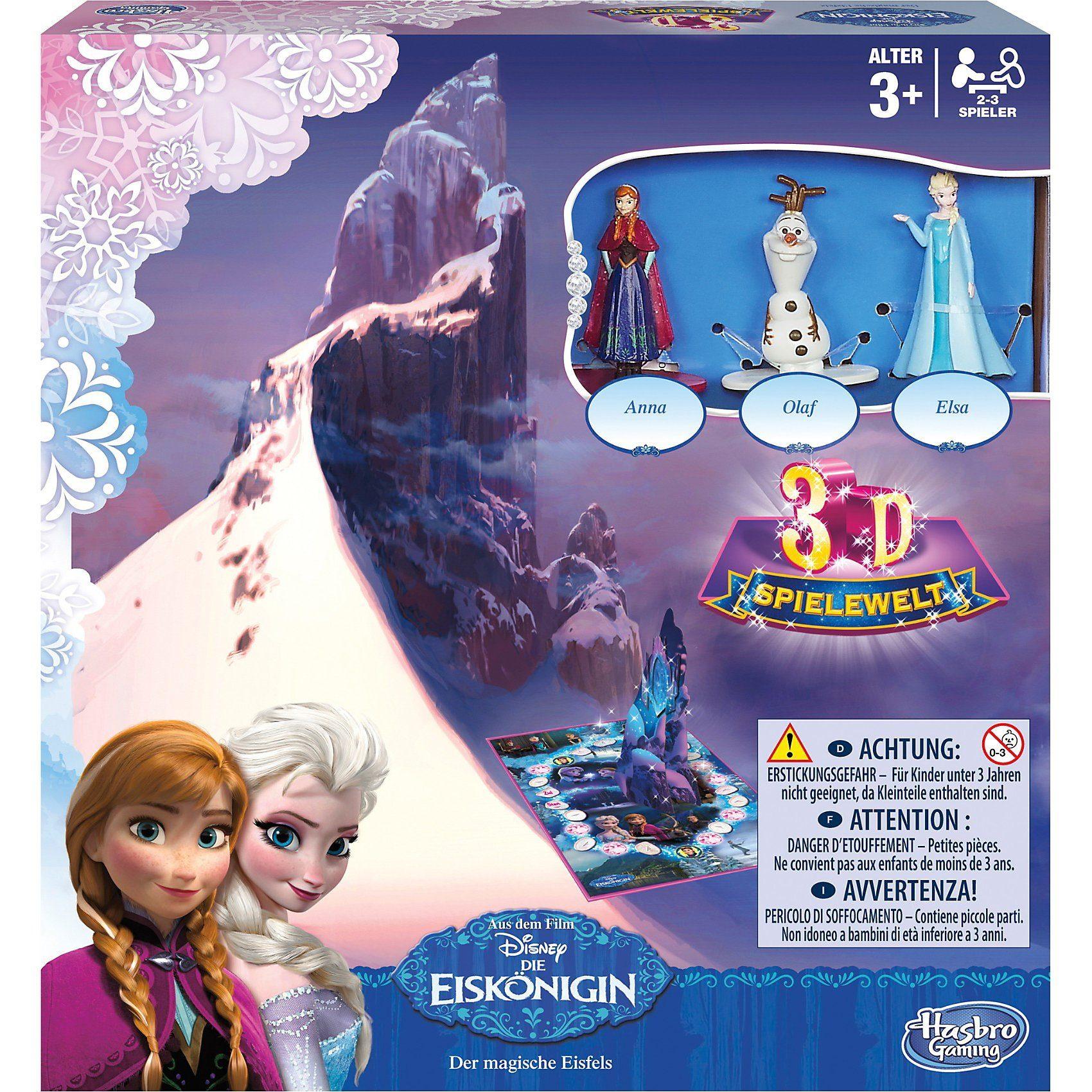 Hasbro Disney Eiskönigin Der magische Eisfels