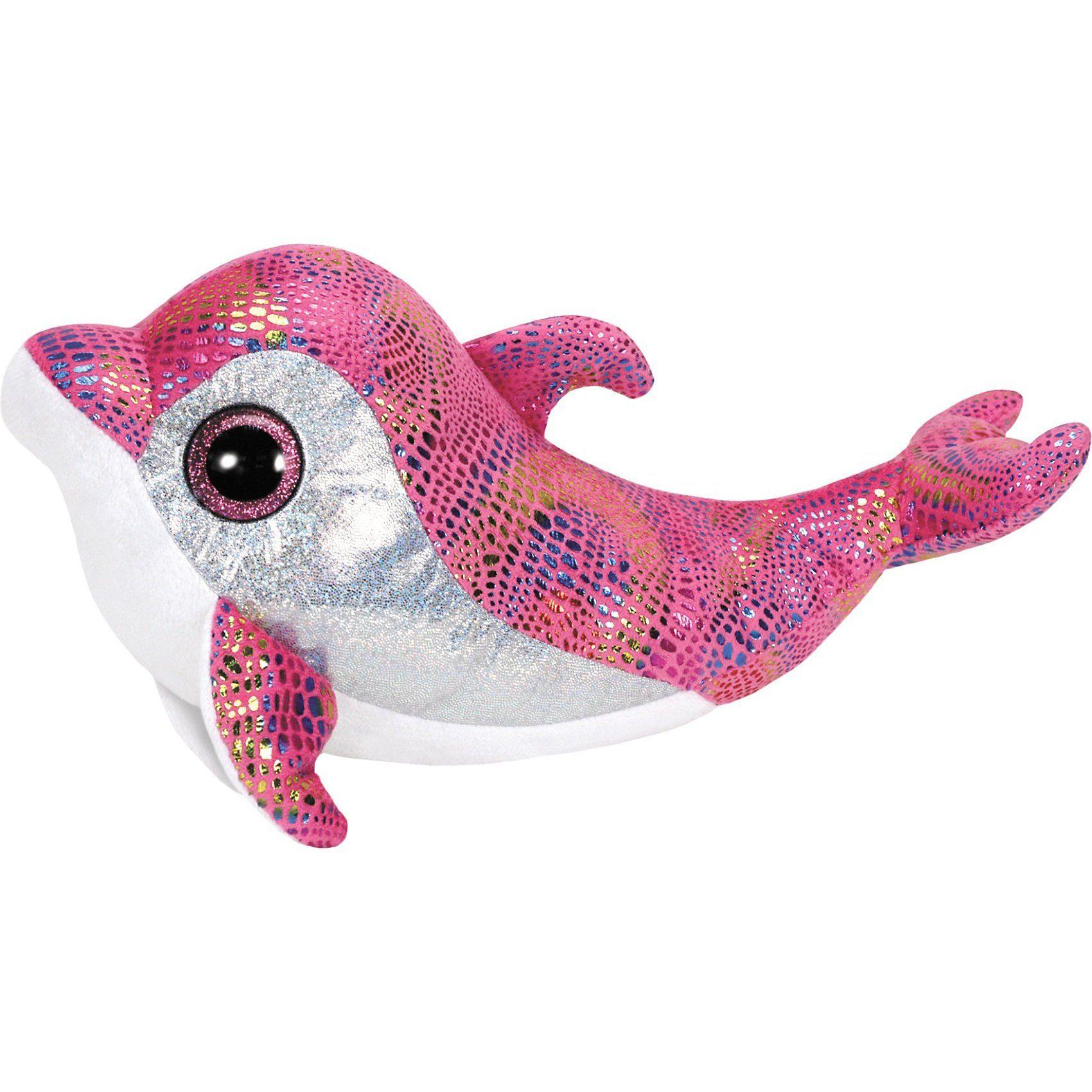 Ty® Beanie Boo Delfin Sparkles Buddy, 24 cm