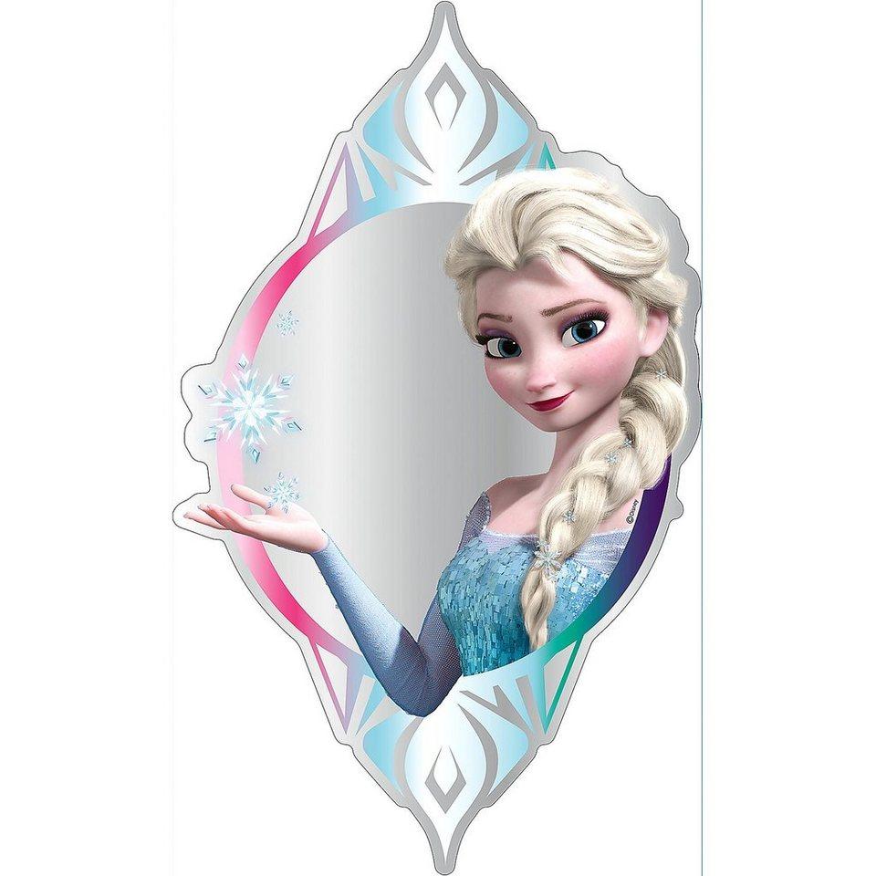 Decofun Spiegel, Die Eiskönigin, Elsa, 50 cm