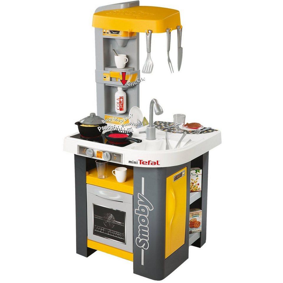 Smoby Tefal Studio Spielküche online kaufen