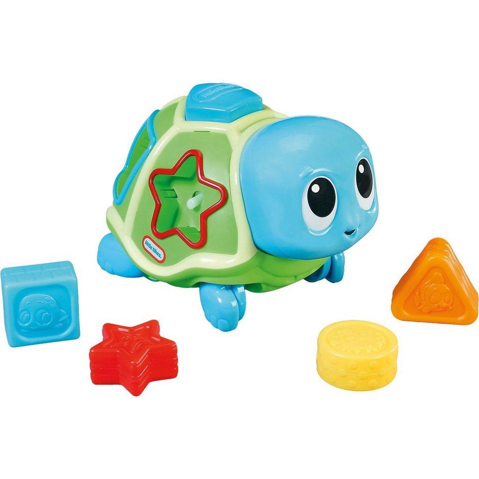 Little Tikes® Steckspielzeug Schnappi Schildkröte   OTTO