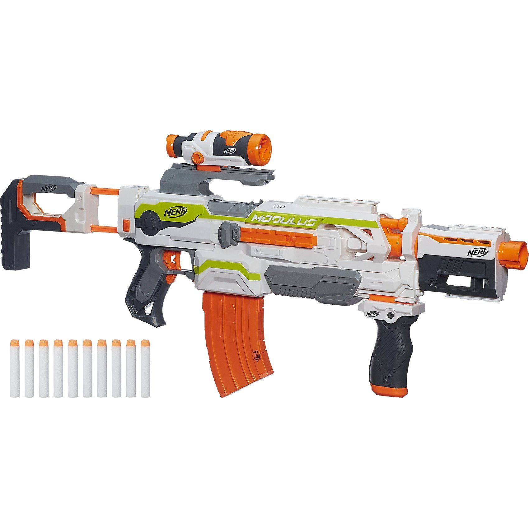 Hasbro NERF N-Strike Elite XD Modulus Blaster
