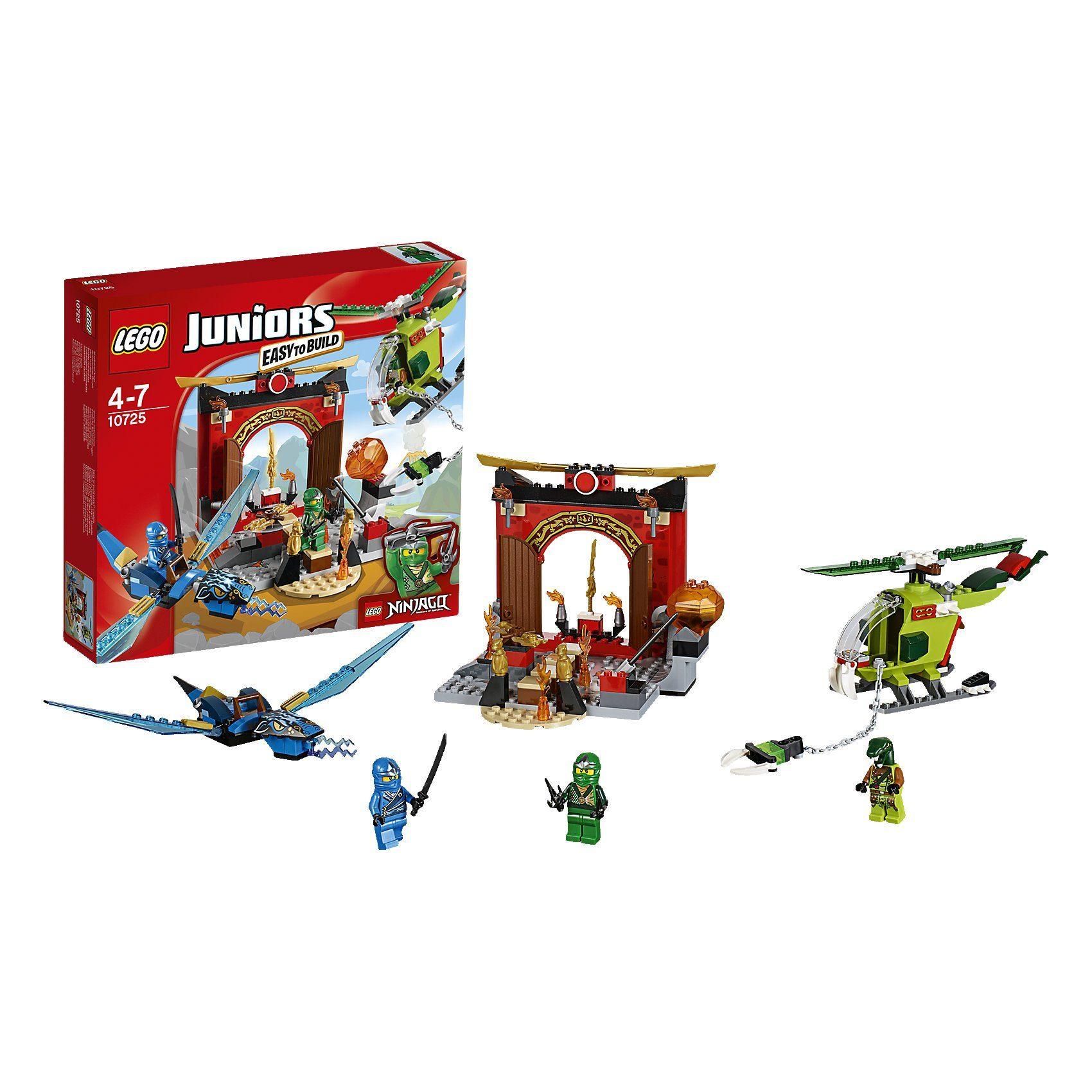 Lego® 10725 Juniors Ninjago Verlorener Tempel