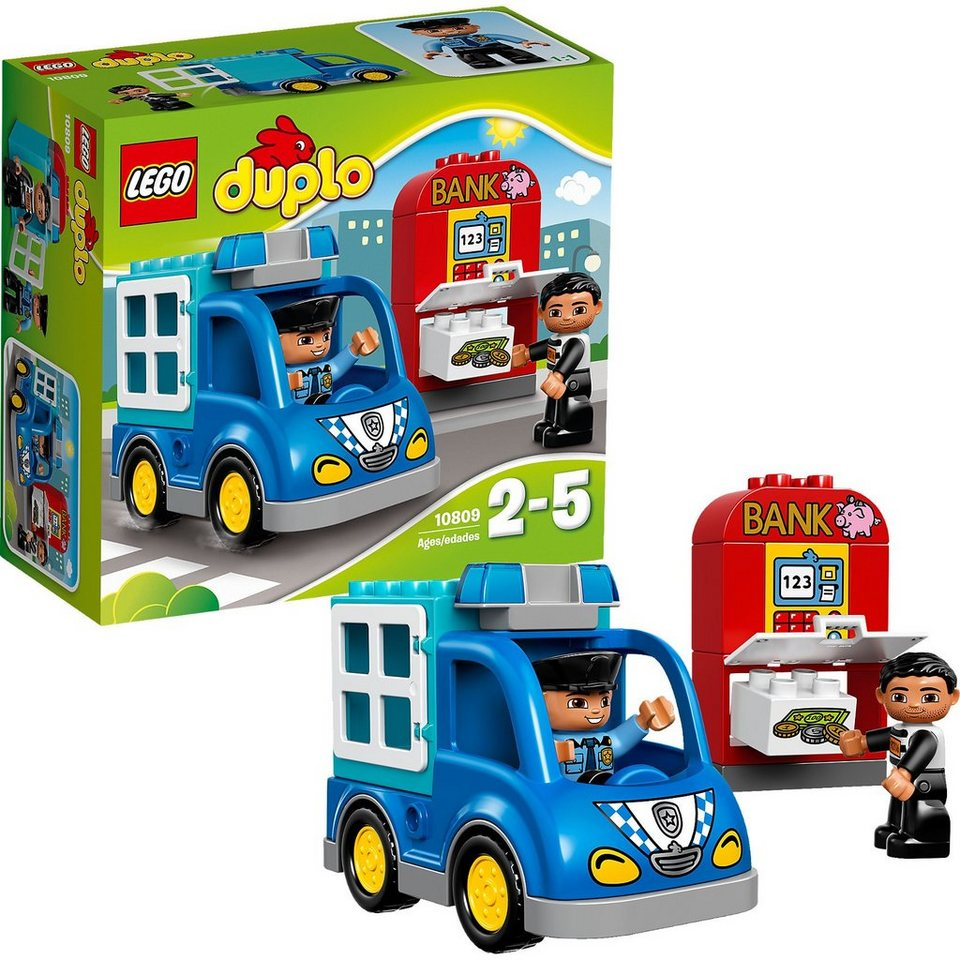 Lego® 10809 DUPLO Polizeistreife online kaufen