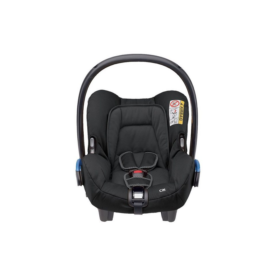 Black Raven Maxi Cosi Car Seat