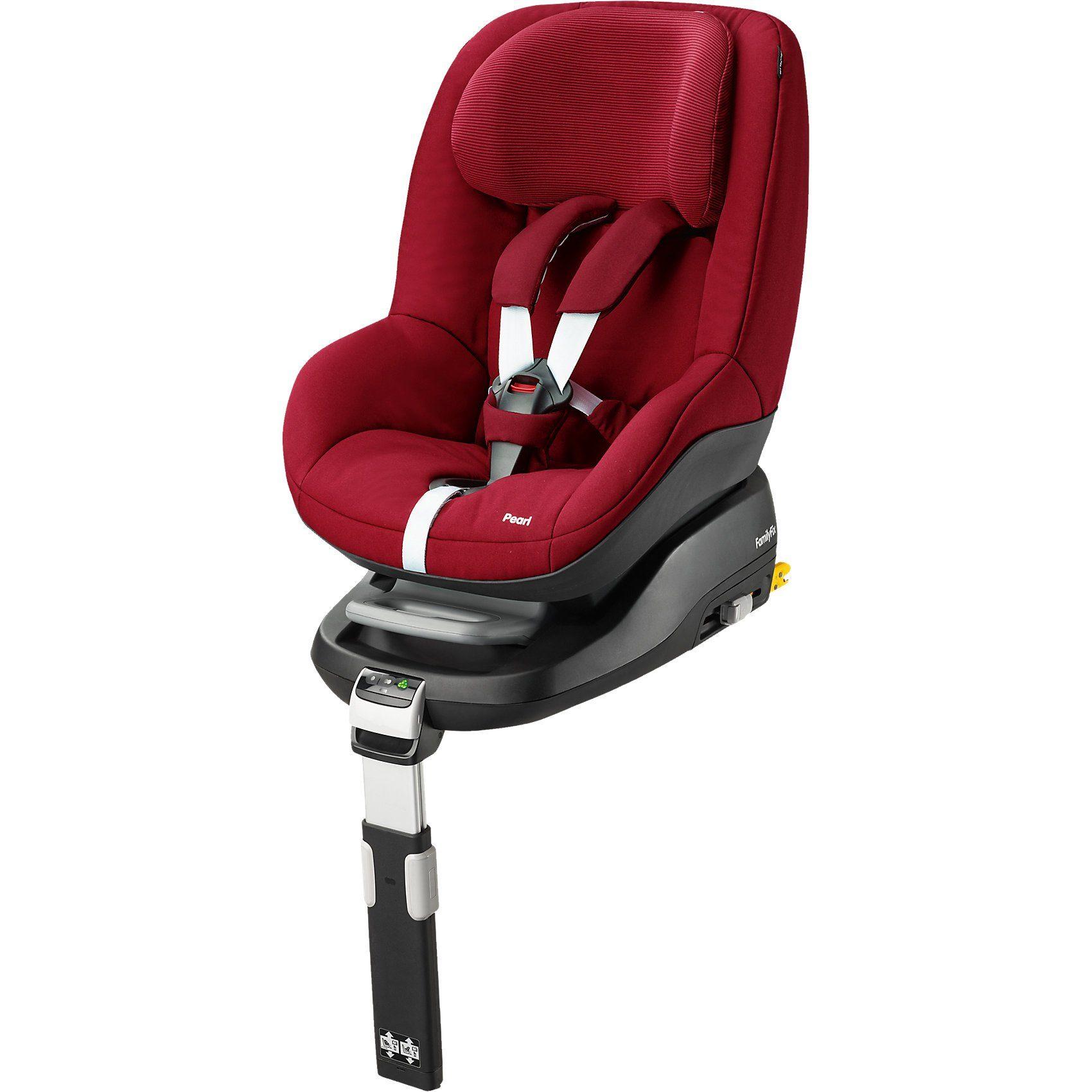 Maxi-Cosi Auto-Kindersitz Pearl, robin red, 2017
