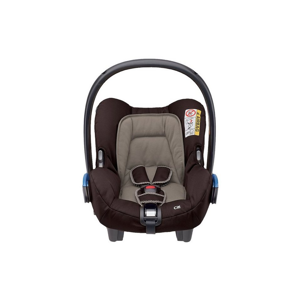 Maxi-Cosi Babyschale Citi, earth brown, 2017 in braun
