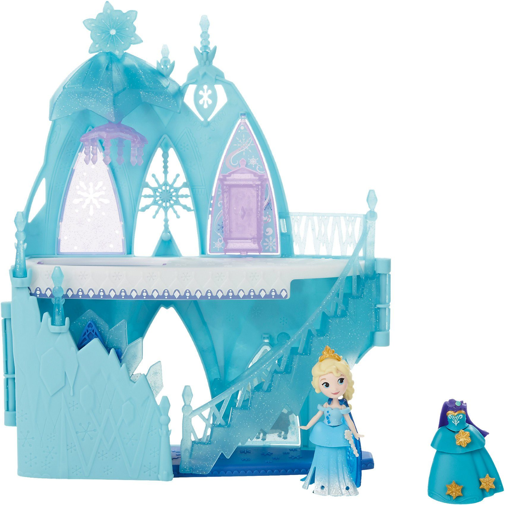 Hasbro Die Eiskönigin Little Kingdom Elsa's Eispalast