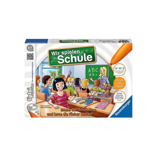 Ravensburger tiptoi® Wir spielen Schule (ohne Stift)