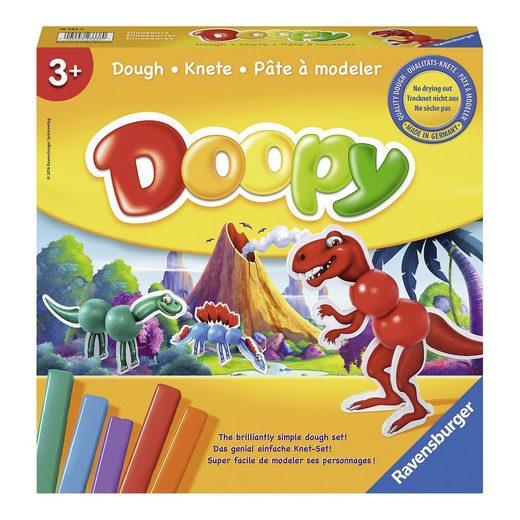 Ravensburger Knet-Set Doopy - Dinosaurier