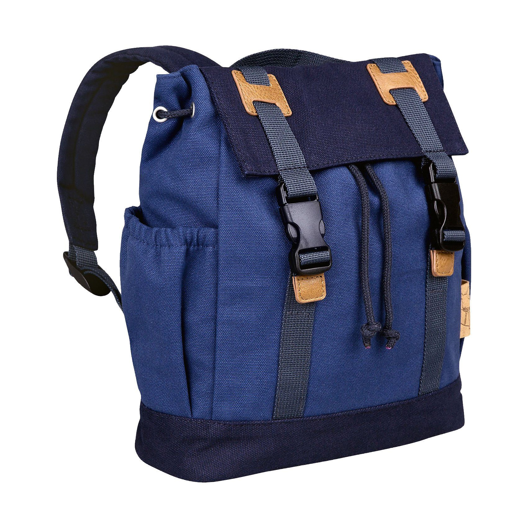 Lässig Wickelrucksack Little One & Me Backpack small, blue