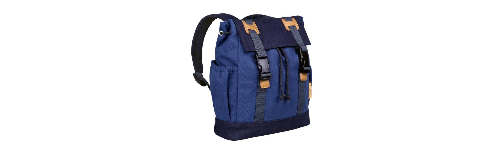 Lässig Wickelrucksack Little One & Me Backpack small, blue