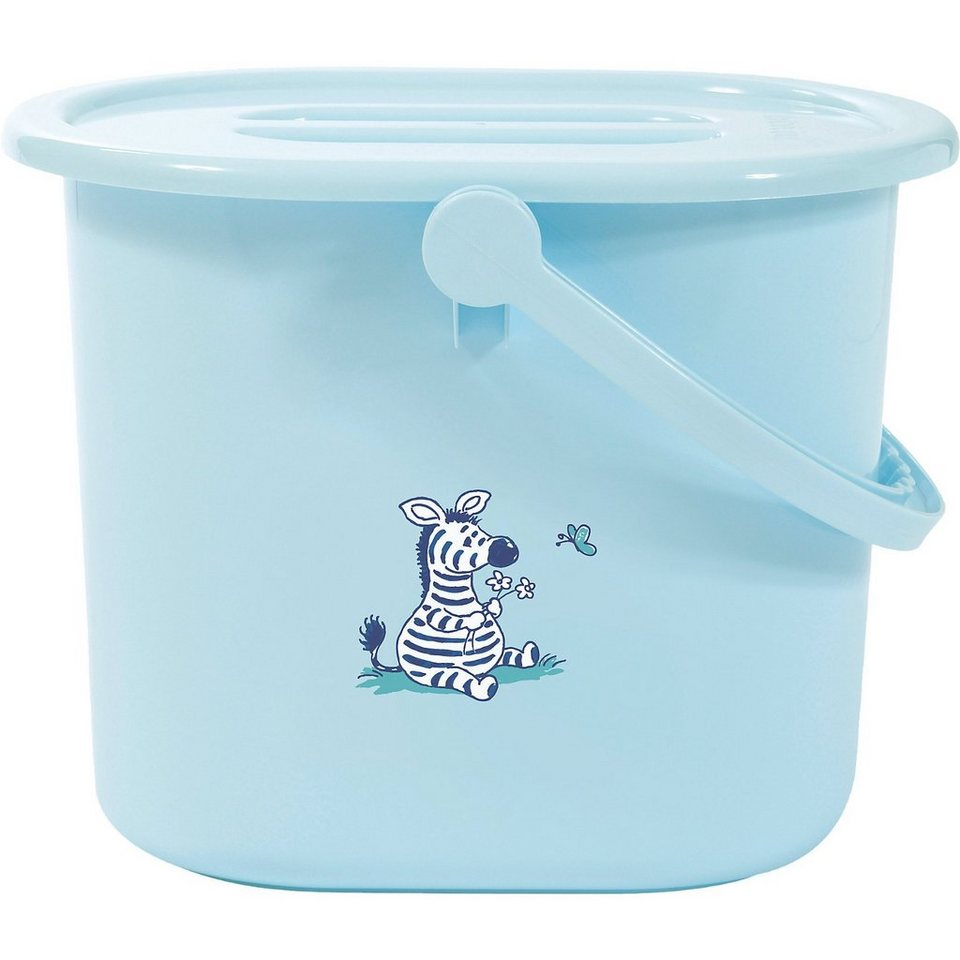bébé-jou Windeleimer Dinky World, blau in blau