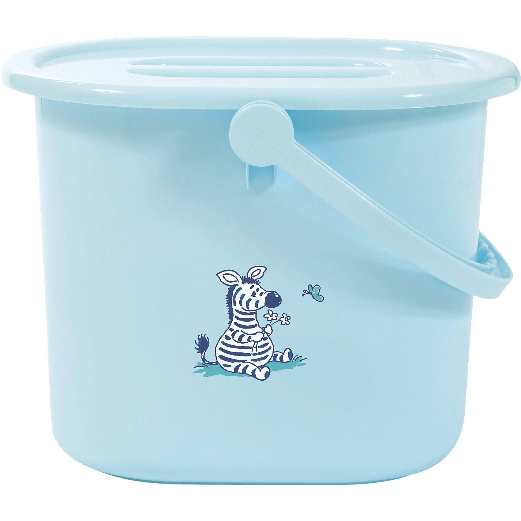bébé-jou Windeleimer Dinky World, blau