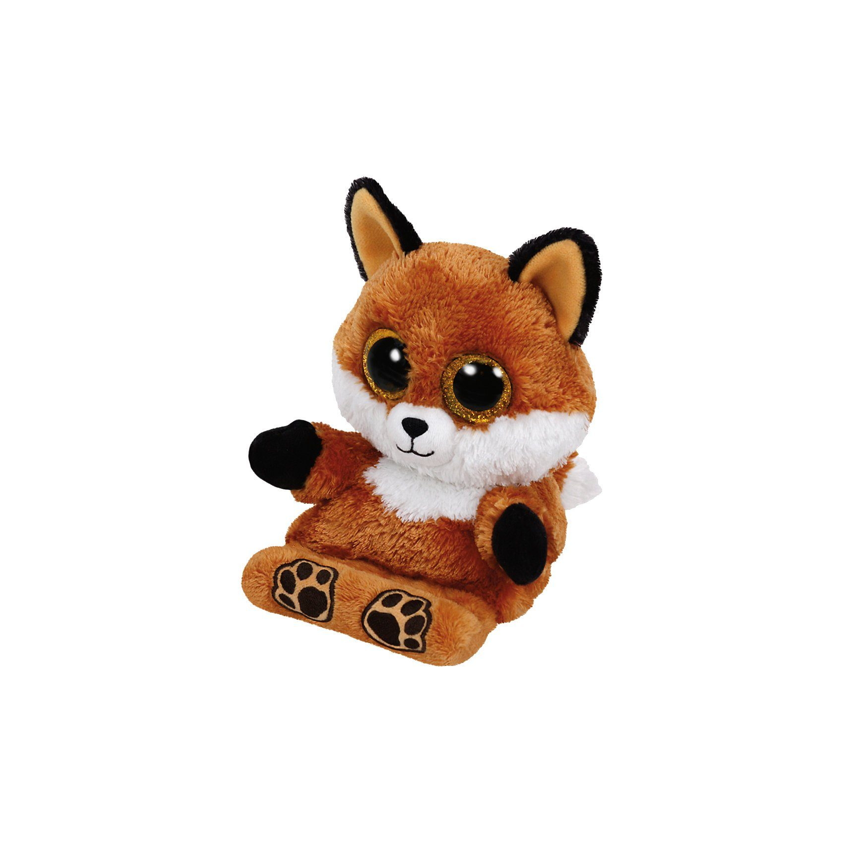 Ty Peek-A-Boo Sly, Fuchs 15cm, Handy-Halter