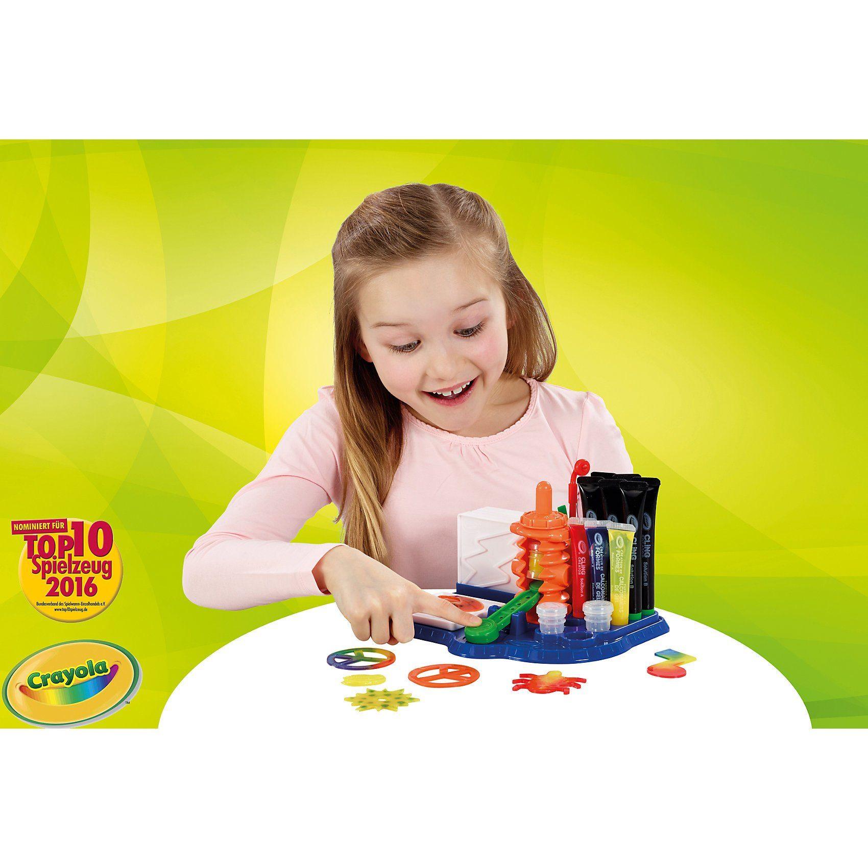 Crayola® Gelsticker Designer