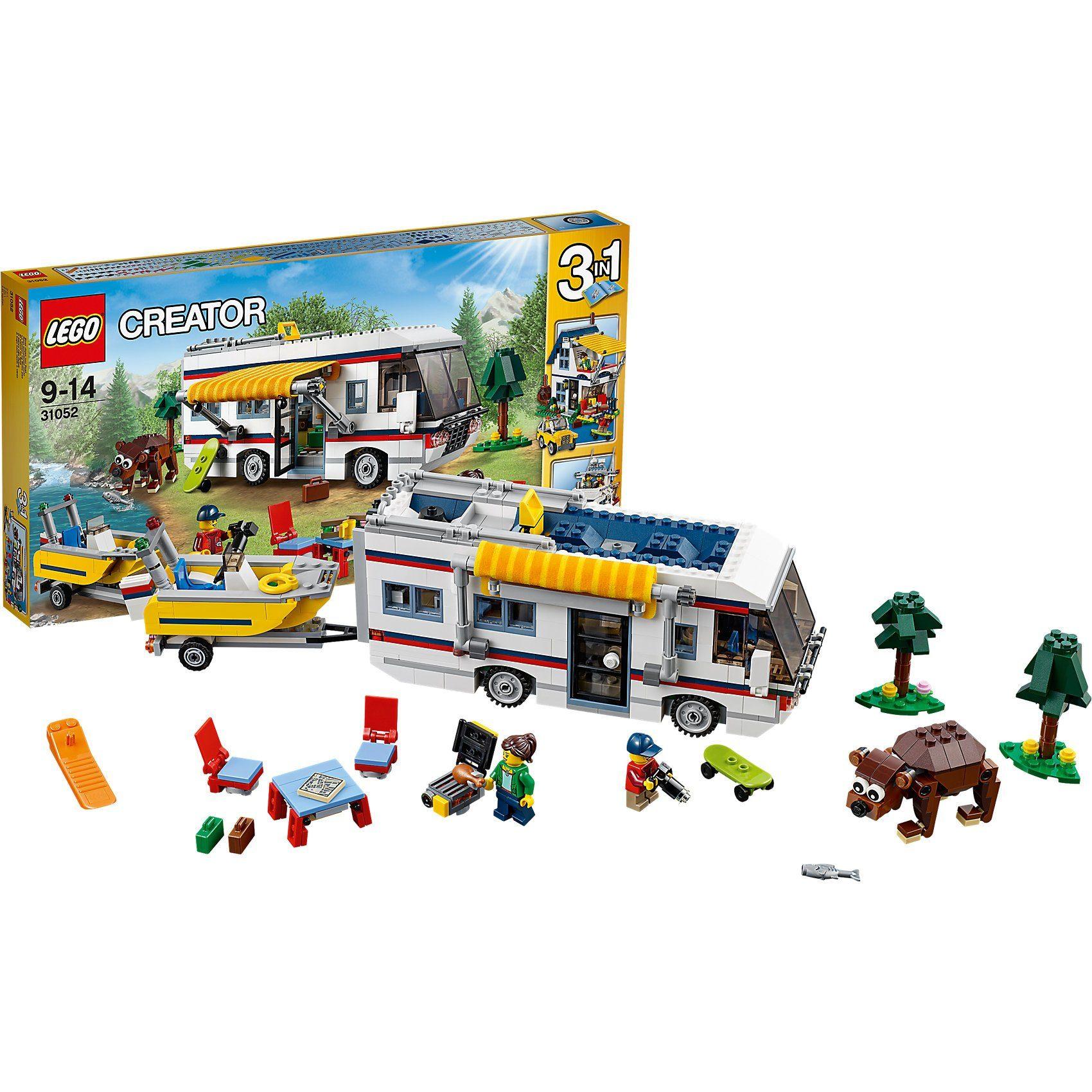 LEGO 31052 Creator: Urlaubsreisen